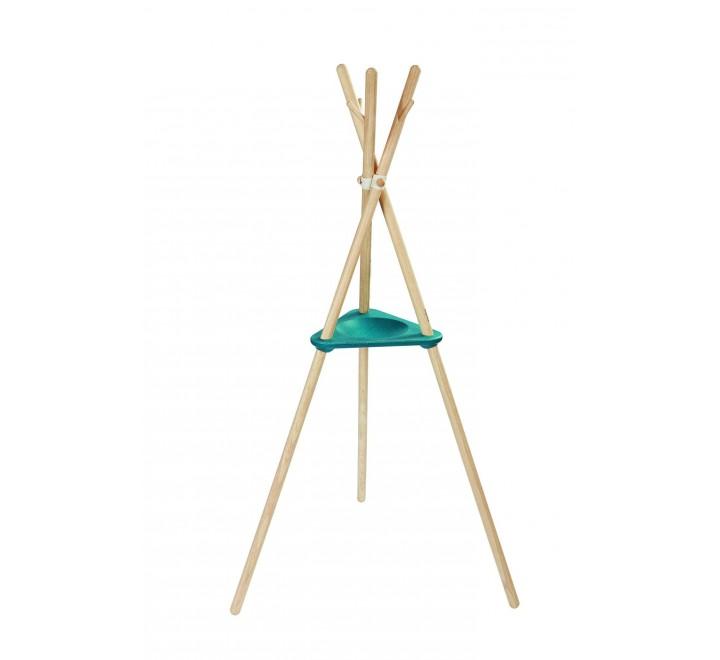 детская деревянная Вешалка для одежды