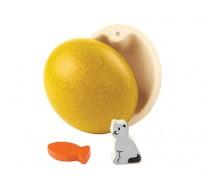деревянная игрушка Яйцо