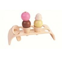 деревянная игрушка Набор мороженного