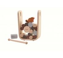 деревянная игрушка Спасти бобра