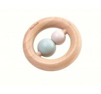 деревянная игрушка Погремушка кольцо