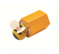 деревянная игрушка Жужжащая пчёлка