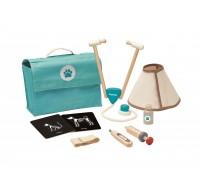 деревянная игрушка Набор ветеринара