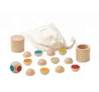 деревянная игрушка Встряхни и переверни