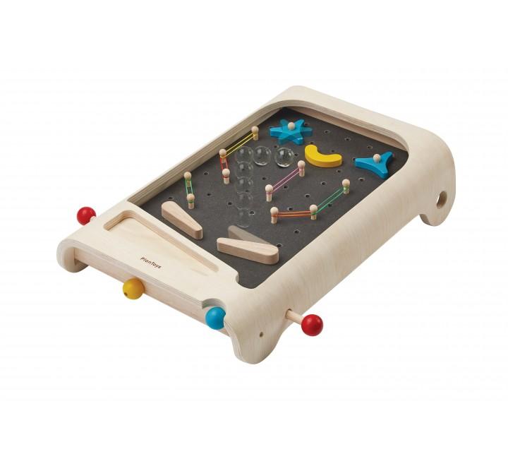 деревянная настольная игра Пинбол