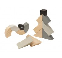 деревянная игрушка Витые блоки