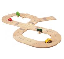 деревянная игрушка Дорожная сеть (стандарт)