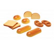 деревянная игрушка Набор хлебных изделий
