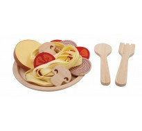 деревянная игрушка Спагетти