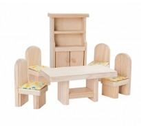 деревянная игрушка Столовая-классическая