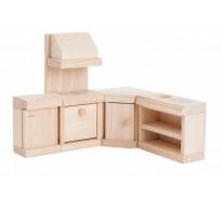 деревянная игрушка Кухня-классическая