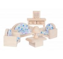 деревянная игрушка Гостиная-классическая