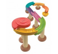 деревянная игрушка Мраморный жёлоб - стандарт