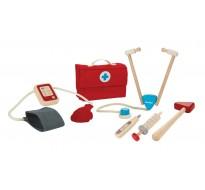деревянная игрушка Набор доктора