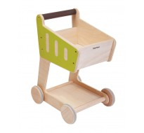 деревянная игрушка Тележка для покупок