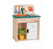 деревянная игрушка Раковина и холодильник