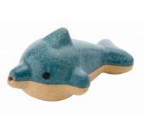 деревянный свисток  Дельфин