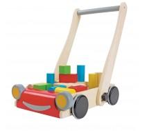 деревянная игрушка Ходунки с кубиками