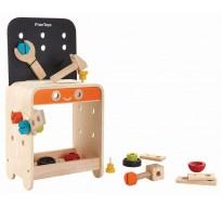 деревянная игрушка Рабочий стол