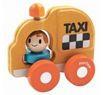 деревянная игрушка Такси
