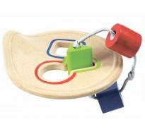 деревянная игрушка Сортер первые формы
