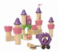 деревянная игрушка Сказочные блоки