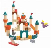деревянная игрушка Фантастические кубики