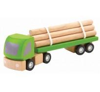 деревянная игрушка Лесовоз