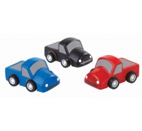 деревянная игрушка Мини-грузовики