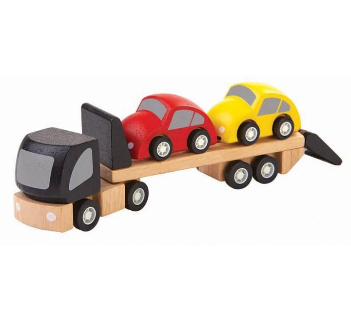 деревянная игрушка Автовоз