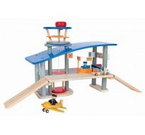деревянная игрушка Аэропорт
