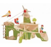 деревянная игрушка Детский парк