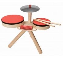 деревянная игрушка Музыкальная группа