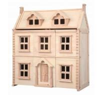 деревянная игрушка  Викторианский кукольный домик