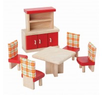 деревянная игрушка Столовая - Нео