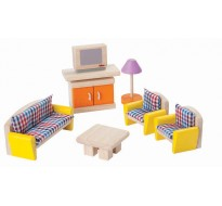 деревянная игрушка Гостиная - Нео