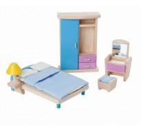 деревянная игрушка Спальня - Нео