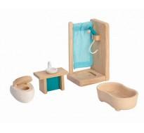 деревянная игрушка Ванная