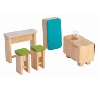 деревянная игрушка Кухня