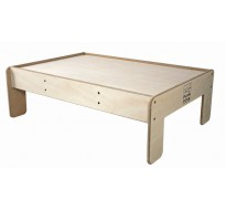 деревянный Игровой стол 80×120 см