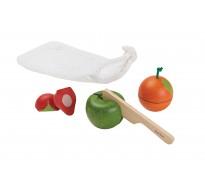 деревянная игрушка Набор фруктов
