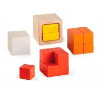 деревянная игрушка Кубики-сортеры