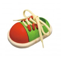 деревянная игрушка Башмачок