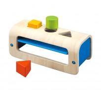 деревянная игрушка Подбери форму