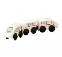 деревянная игрушка Экспресс-поезд