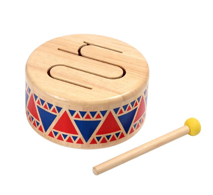 деревянная игрушка Барабан