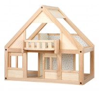 деревянная игрушка Мой первый кукольный домик