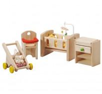 деревянная игрушка Детская комната